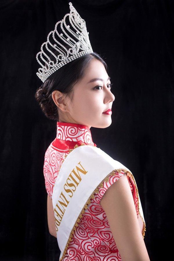 第47届洲际小姐中国大赛第五名单士佳:体育生也可以性感和可爱