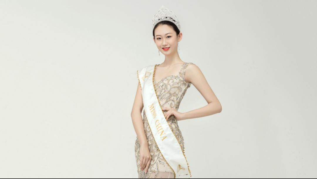 中国代表单茜出征2018年度洲际小姐全球总决赛,第1张