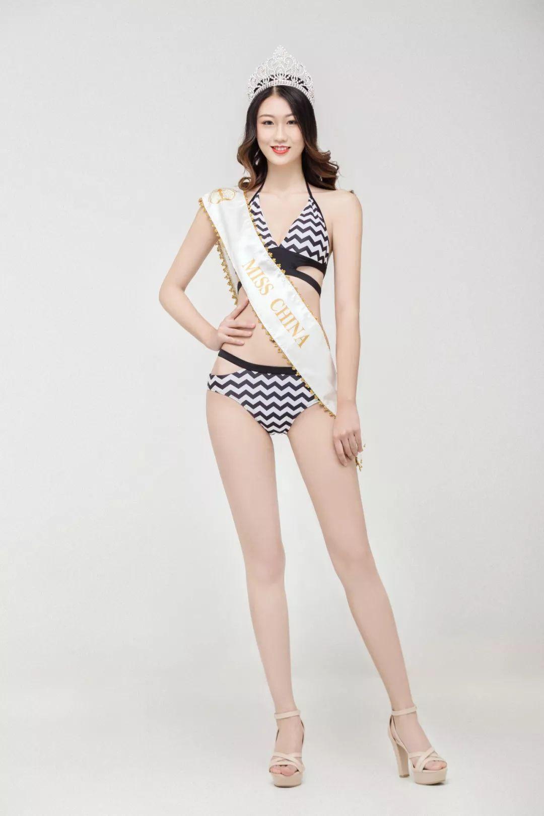 中国代表单茜出征2018年度洲际小姐全球总决赛,第4张