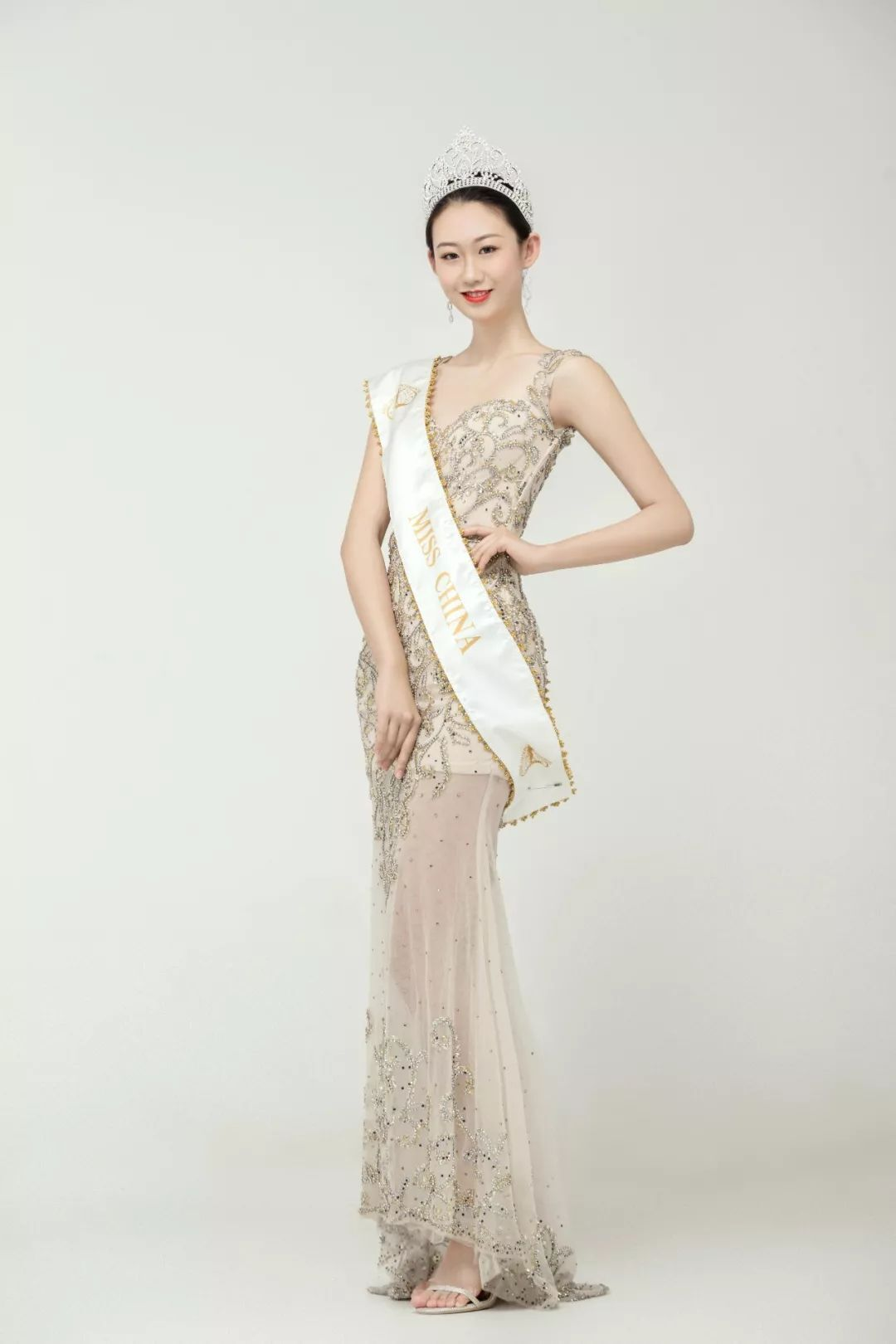 中国代表单茜出征2018年度洲际小姐全球总决赛,第5张